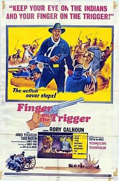 Le chemin de l'or - Finger on the Trigger - 1964 - Sidney W. Pink  Le_che10