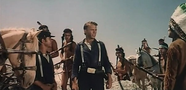 Le chemin de l'or - Finger on the Trigger - 1964 - Sidney W. Pink  Le_che13