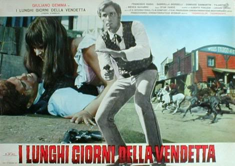 Les longs jours de la vengeance - I lunghi Giorni della Vendetta - 1966 - Florestano Vancini Les_lo12