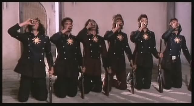 Planque-toi minable, Trinita arrive ! - Demofilo Fidani - 1972 Planqu17