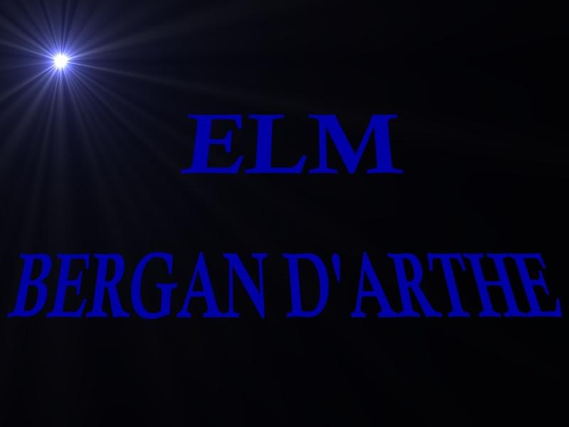 ELM-BERGAN D'ARTHE