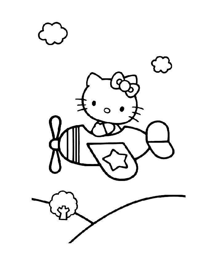Hello Kitty fait son cinéma ! Colori10