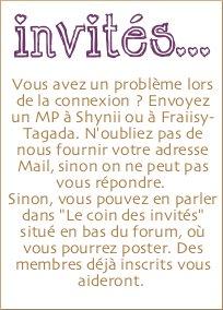 créer un forum : Le clan des blablateuses Invita10