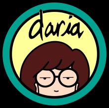 Daria ! Logo_d10