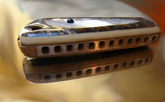 Nouvel Harmonica (Inspiration Yonbberg D1 A10