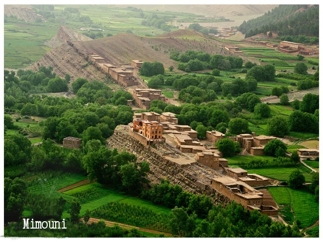 Souss - L'appel de la berberité (Amazightié) ou quand le patrimoine est vulgarisé par les arrivistes Ait_bo10