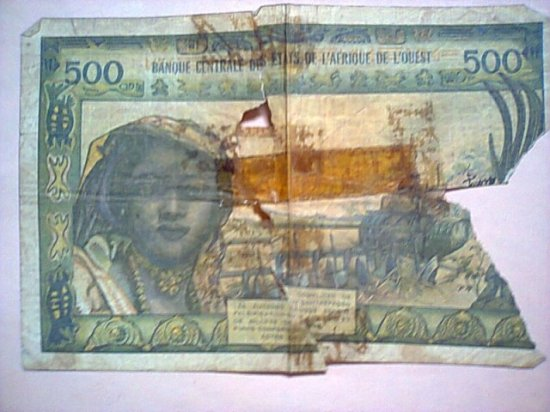 Billets de banque antiques Billet15