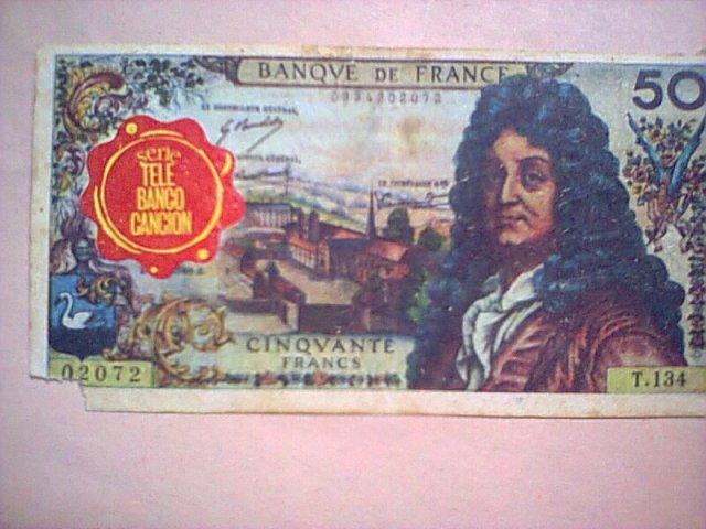 Billets de banque antiques Billet16