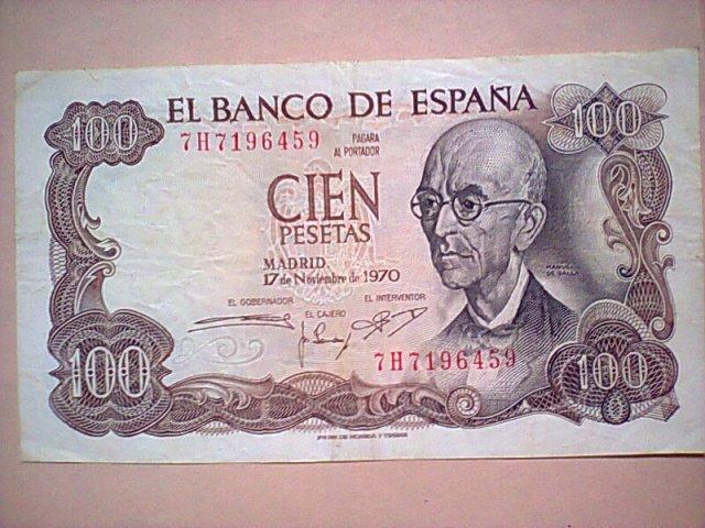 Billets de banque antiques Billet17