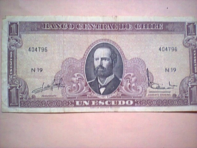 Billets de banque antiques Billet19