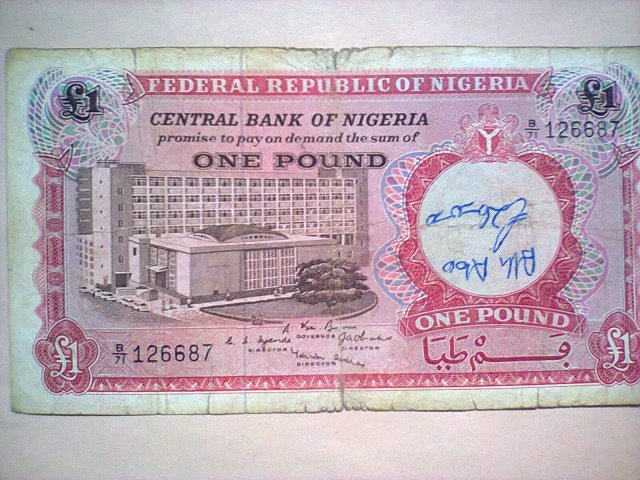 Billets de banque antiques Billet24