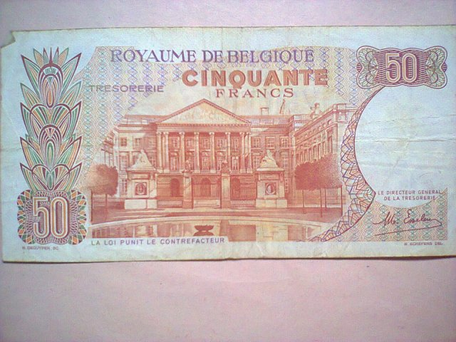 Billets de banque antiques Billet26