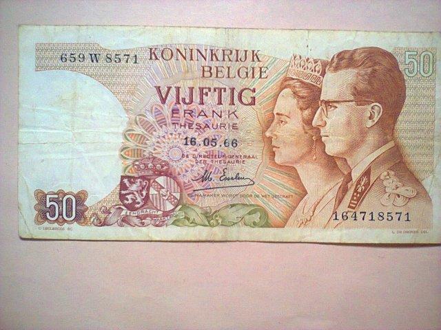 Billets de banque antiques Billet27