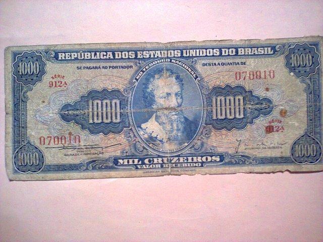 Billets de banque antiques Billet29
