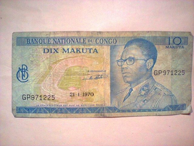 Billets de banque antiques Billet30