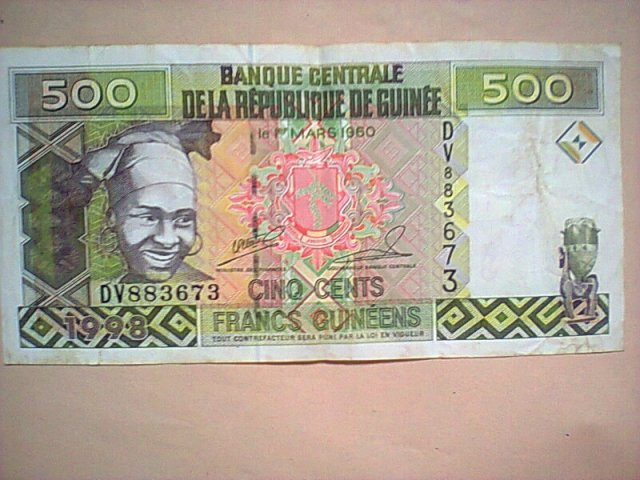 Billets de banque antiques Billet32
