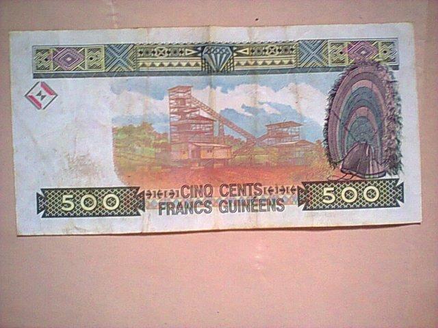 Billets de banque antiques Billet33