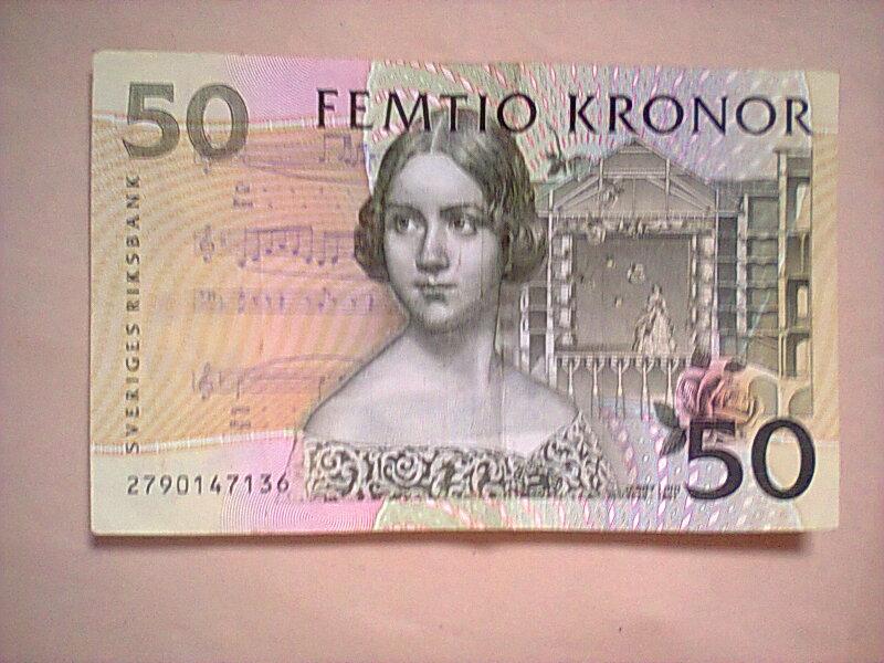 Billets de banque antiques Billet34