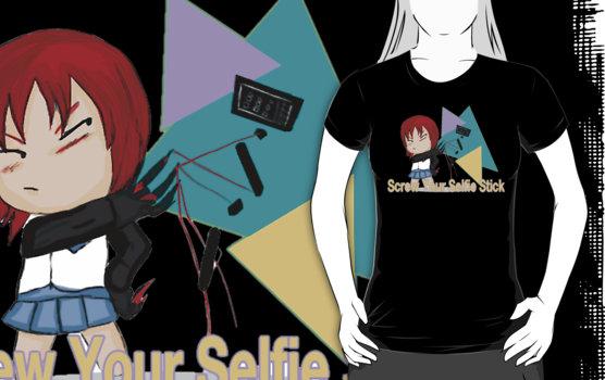 Mai-HiME/Otome Redbubble Tee Shirts by Mai Multiverse Figbla10