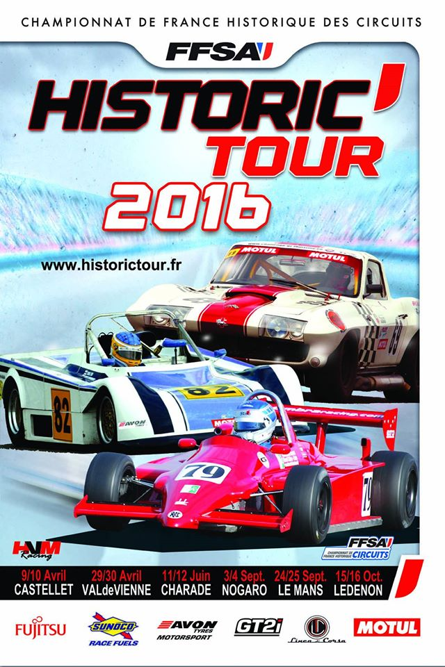 GT Classic 2015-2016 - Page 3 Affich10