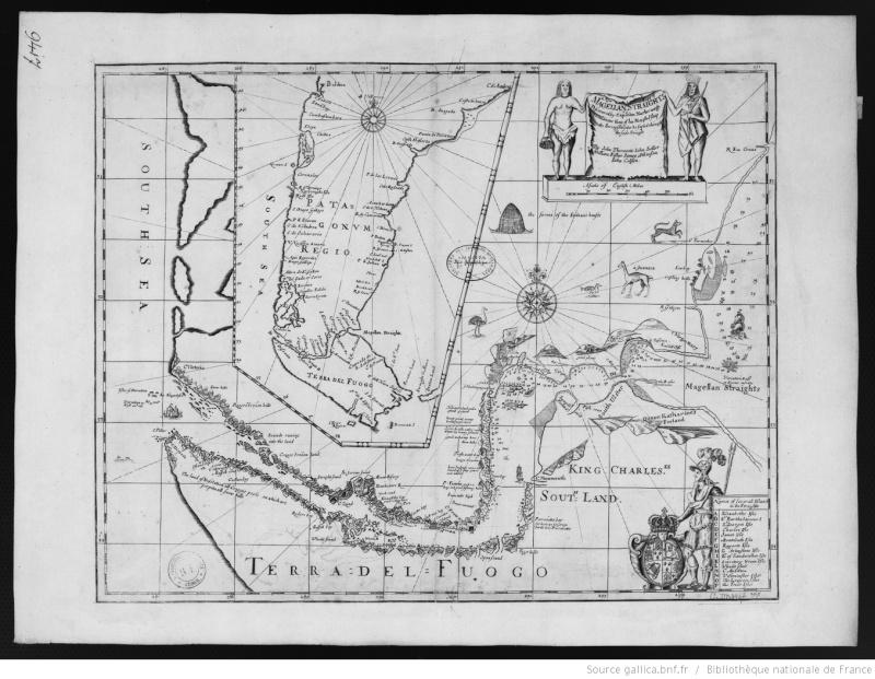 La Patagonie sur le site GALLICA de la BNF Btv1b510