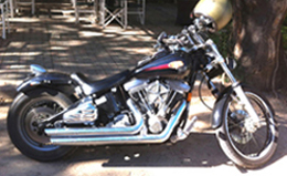 Modifications et radicalisation d'un Softail Slim - Page 3 Img_0830