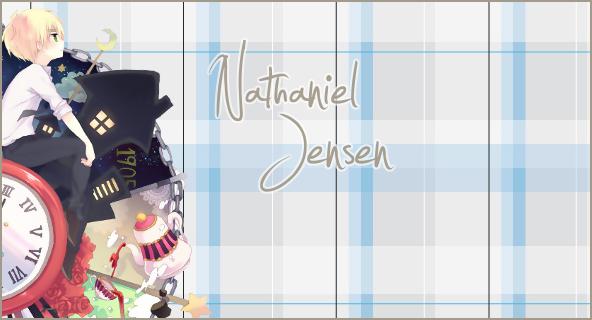 Nathaniel Jensen ~ Relations? Nathou12