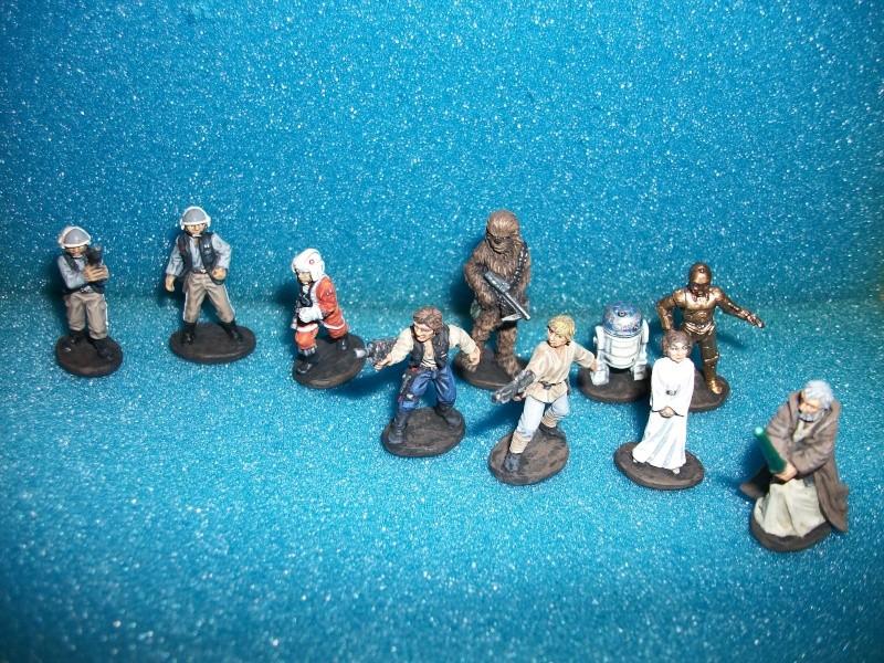 Collection Figurines GRENADIER Yoda Sophia 100_0010