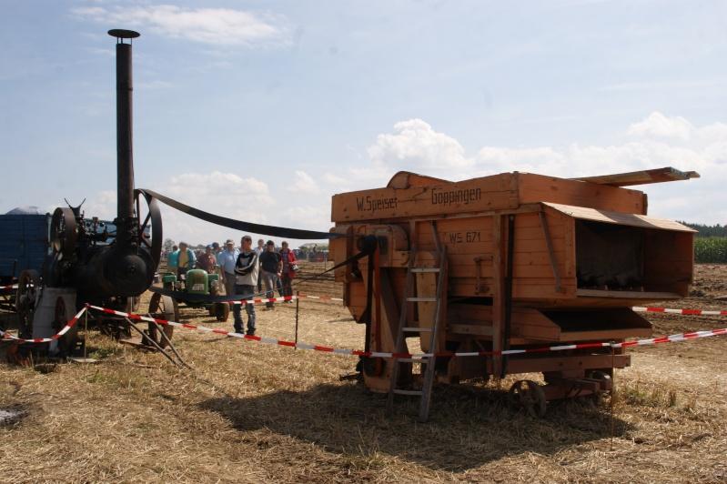 Lanz-Bulldog,  Unimog- und Opelfestival Dsc04115