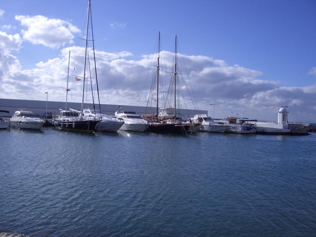Spain, Costa del Sol, Estepona, Gibraltar Imgp0014