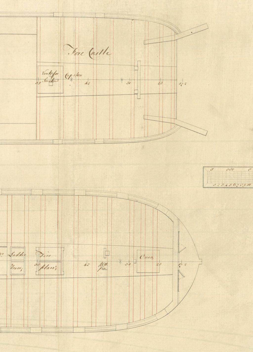 Le Modeste (1759) Création des plans - Page 4 _modes10