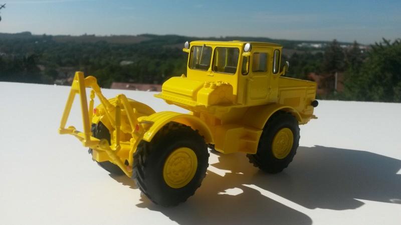 Russiche Traktorserie 20150911