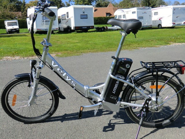 Vélo pliant électrique FLYINGCAT WYND - Page 2 Cimg5534