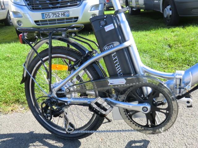 Vélo pliant électrique FLYINGCAT WYND - Page 2 Cimg5535