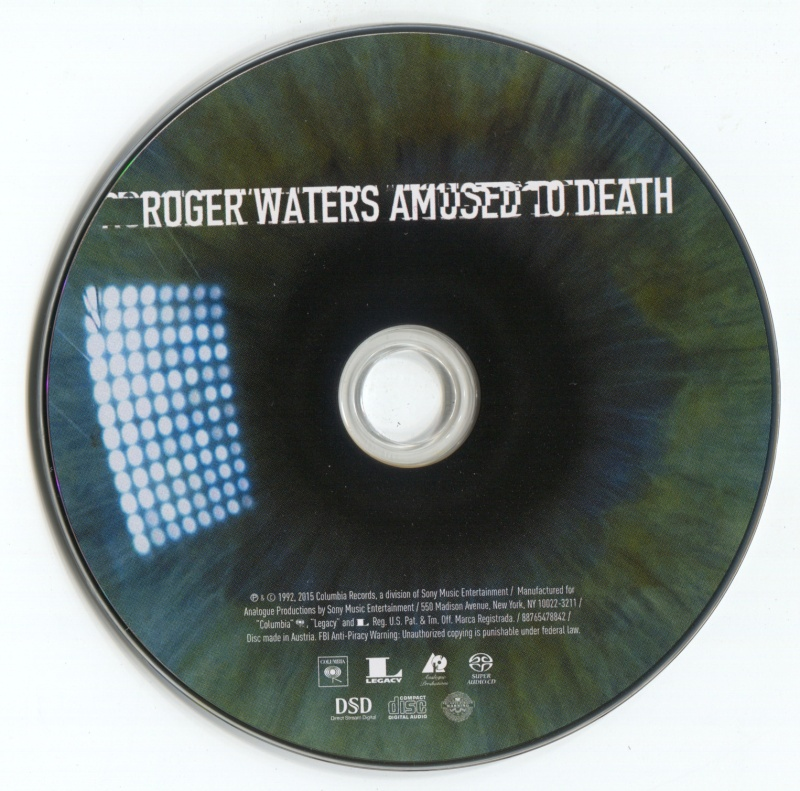 Roger Waters - amused to death (Sacd) Disc10