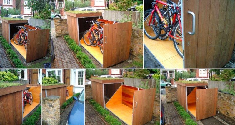 Garage à vélo Captur10