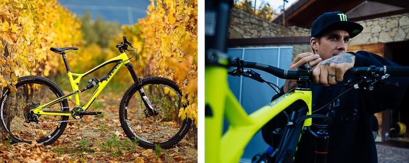 Les vélos Nukeproof Hill10
