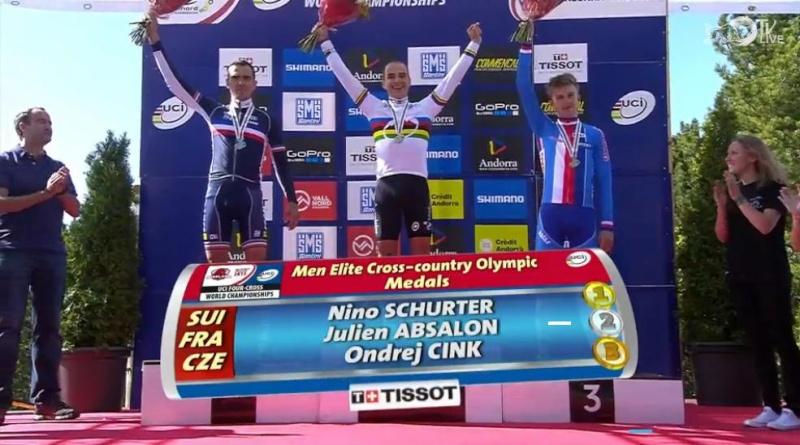 Championnat du monde XCO - Andorre - 5 sept 2015 Nino10
