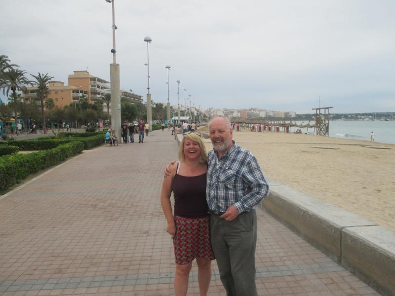 Playa de Palma, with a bit of Arenal. 03110