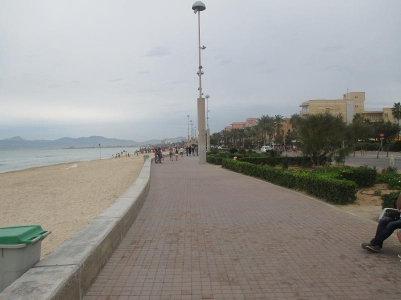 Playa de Palma, with a bit of Arenal. 03210