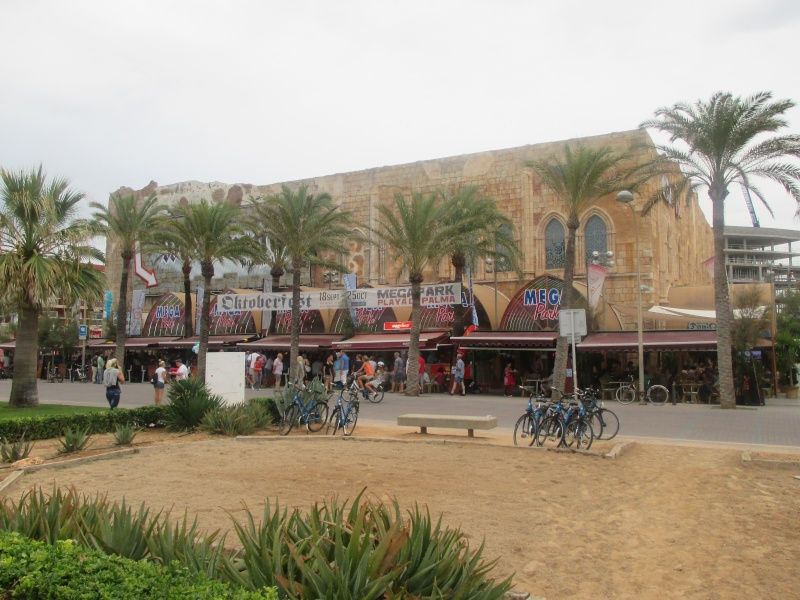 Playa de Palma, with a bit of Arenal. 03511