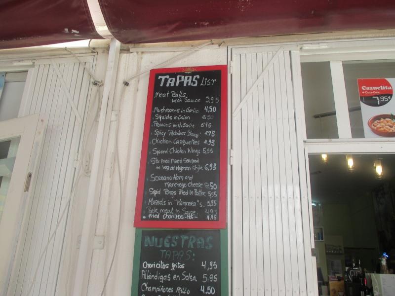 Palma Nova Tapas Sanck Bar 04411