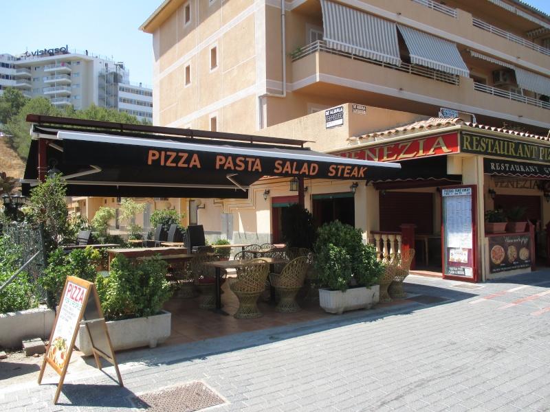 Palma Nova The Venezia Restaurant 06210