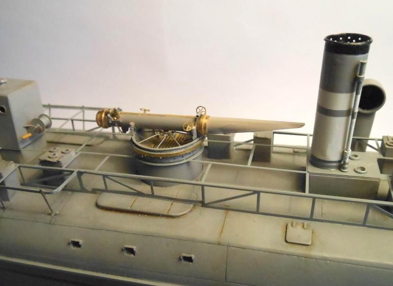 Aviso torpilleur 1905 en Scratch intégral au 1/100ème - Page 6 20610