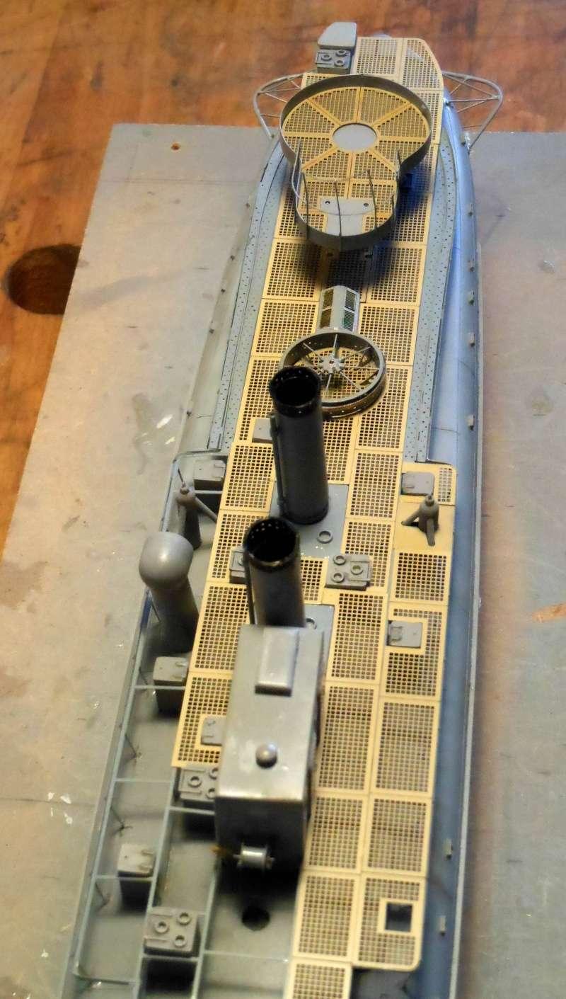 Aviso torpilleur 1905 en Scratch intégral au 1/100ème - Page 7 21510