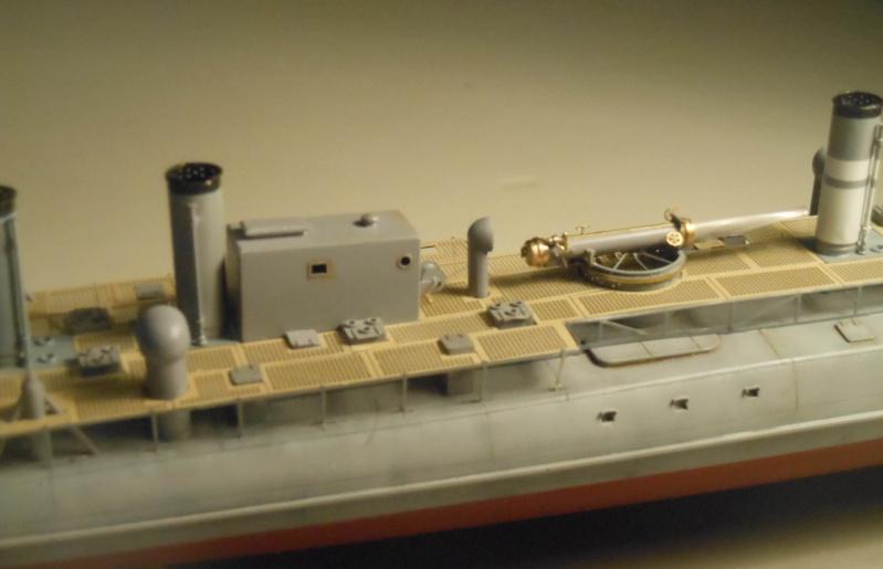 Aviso torpilleur 1905 en Scratch intégral au 1/100ème - Page 8 22210