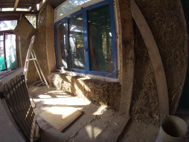 Construction seul et avec matériaux de récupération 3110