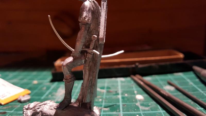 Erol Flynn-Robin Hood, König der Vagabunden von Andrea 54 mm 20150822