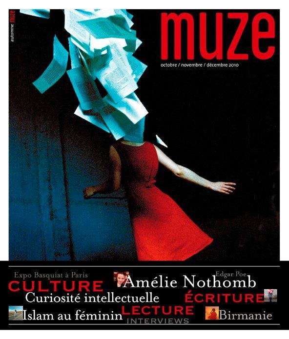Magazine Muse Muze10