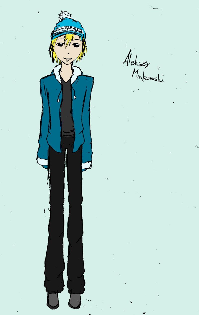 ... drawings & stuff .... - Page 9 Alekse10